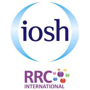 iosh rrc logos
